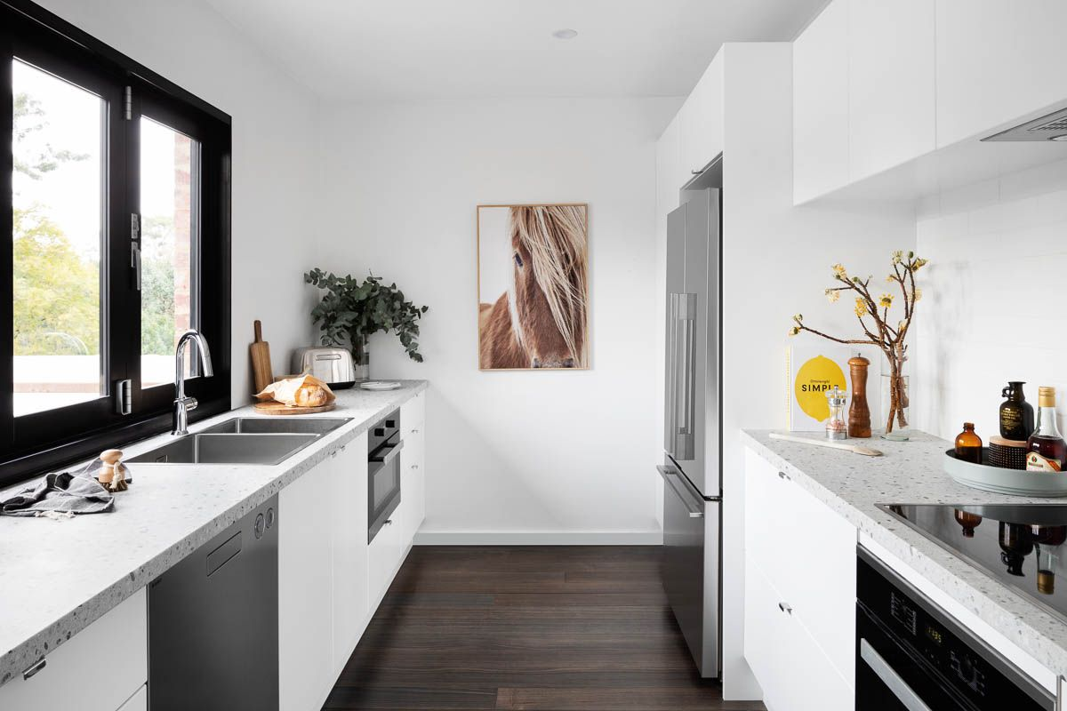 modern muse kitchen inspiration and ideas kaboodle kitchen kitchen home kitchens sweet home on kaboodle kitchen white pepper id=62473