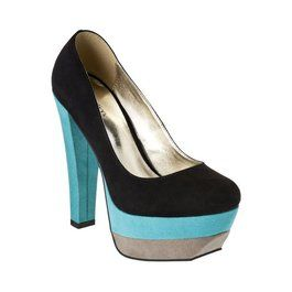 Xhilaration Sigrid Colorblock, from Target! Ordered some, hope they don't disappoint! #budget #shoes #colorblocking
