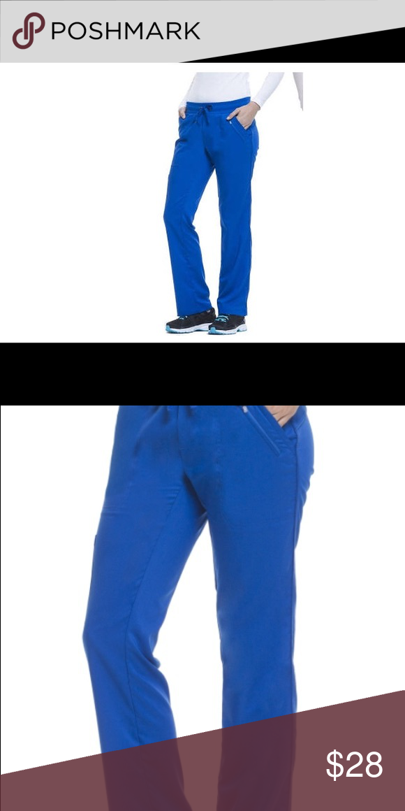 b60790faab2 New nurse Tania healing hands scrub pants royale New nurse medical uniform scrubs  pants Royal Blue