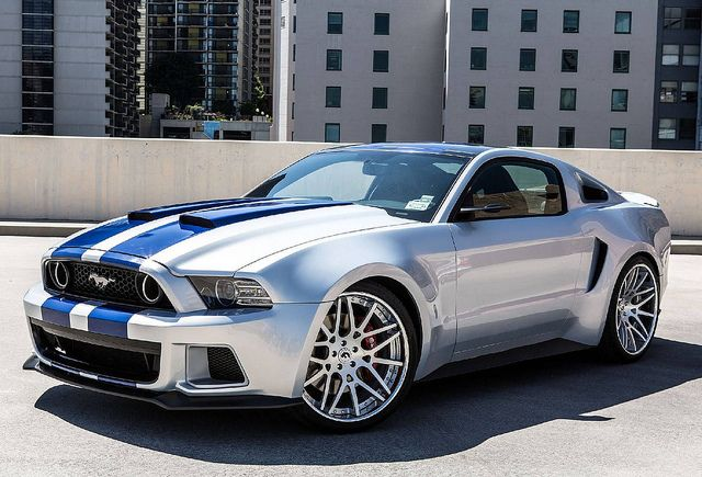 2013 Shelby Gt500 Need For Speed Mustang Carros De Luxo