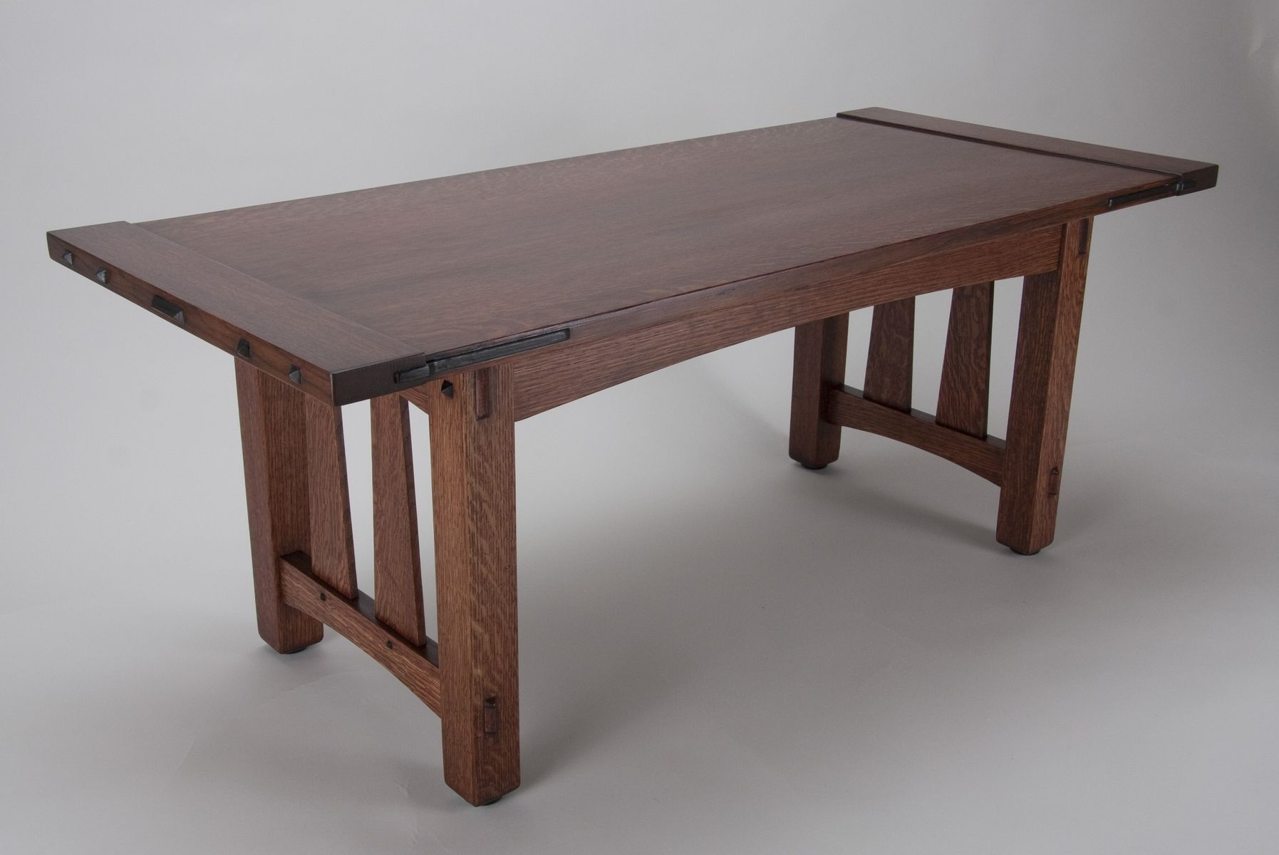 Craftsman Style Tables Custom Craftsman Style Coffee Table By