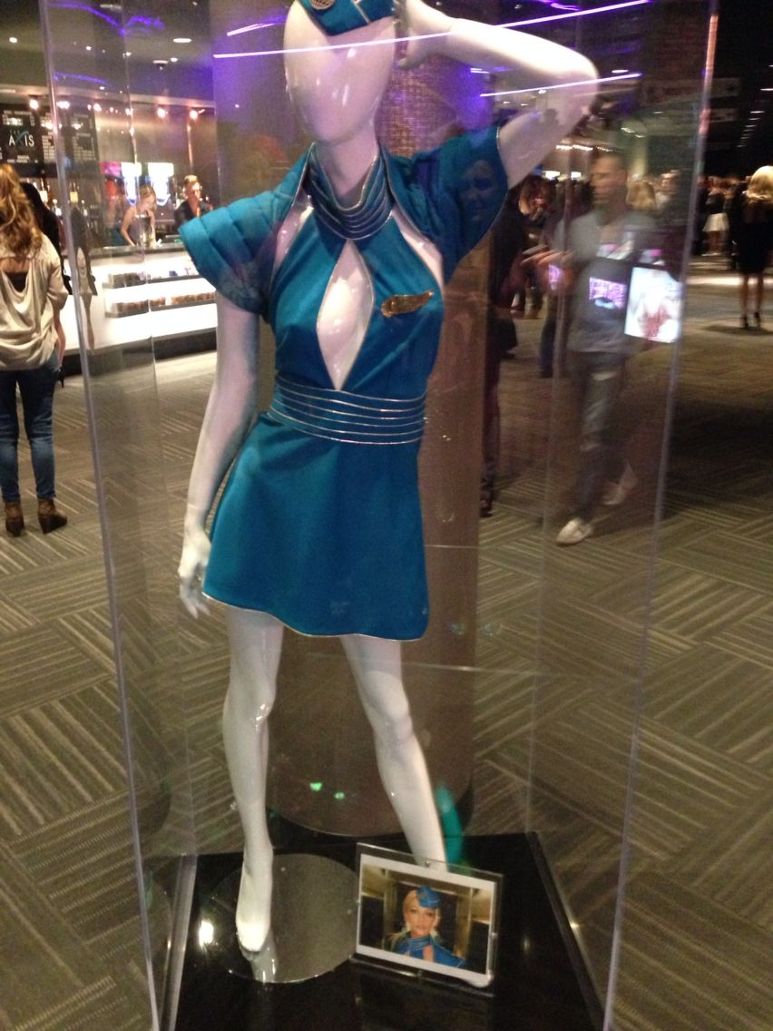 Britney Spears Las Vegas Show Costume From Toxic Video