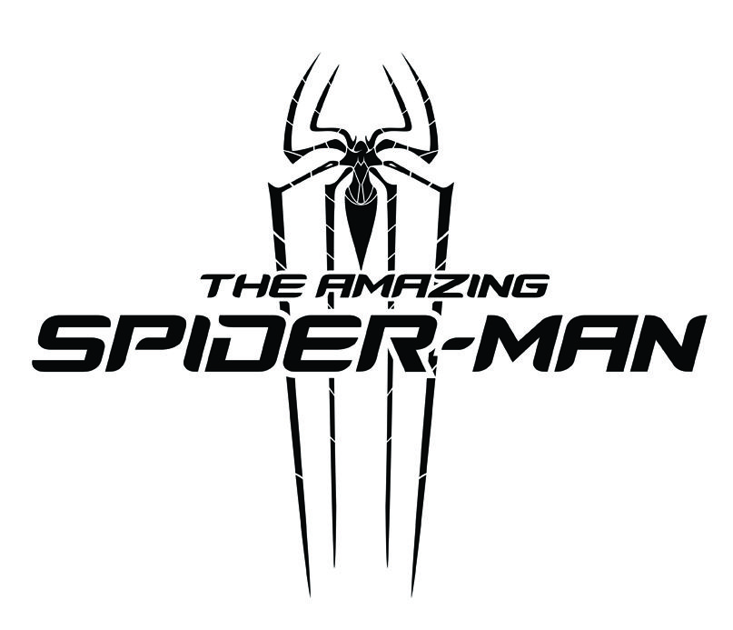 the amazing spiderman vector