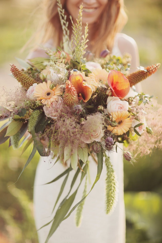 Hippie Brautinspiration Von Bohemian Colors Wedding Inspiration