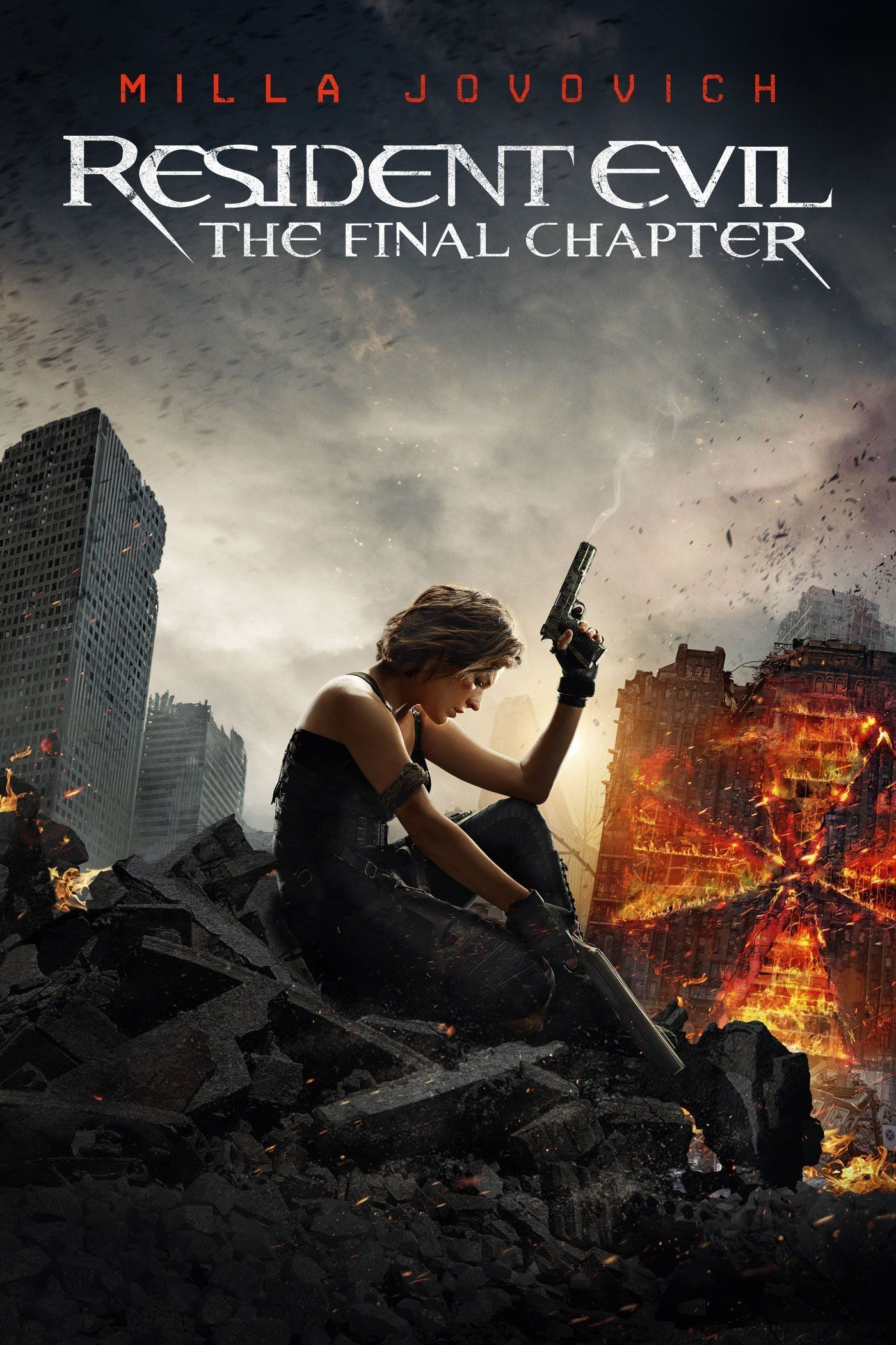 Resident evil the final chapter 4k 2016 uhd ultra hd blu ray in 2019 resident evil full - Resident evil final chapter 4k ...
