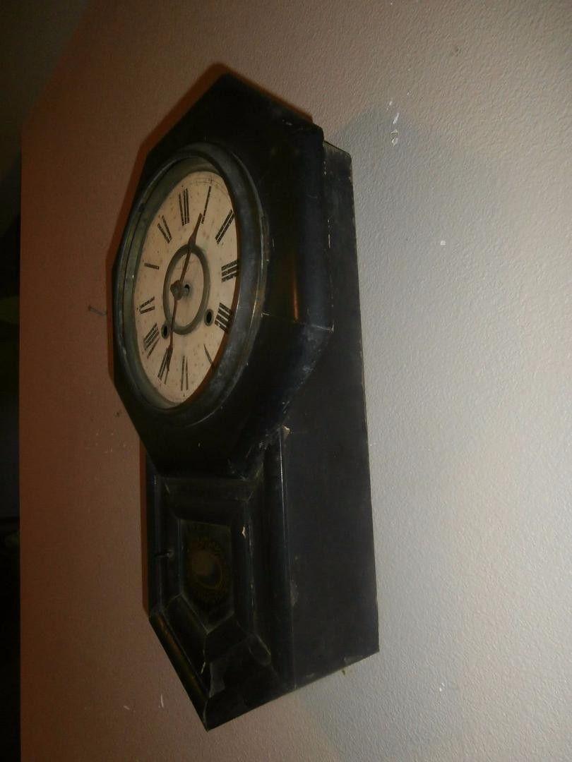 Antique 8 day japanese seikosha octagon regulator wall clock for antique 8 day japanese seikosha octagon regulator wall clock for repair amipublicfo Choice Image