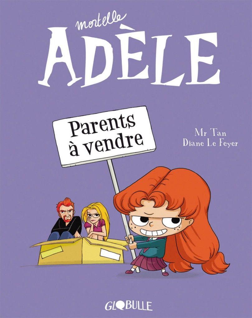 Les Livres Mortelle Adele Adele Livre Livre Enfant