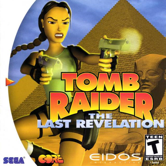 Tomb Raider - The Last Revelation Dreamcast ISO Free Download