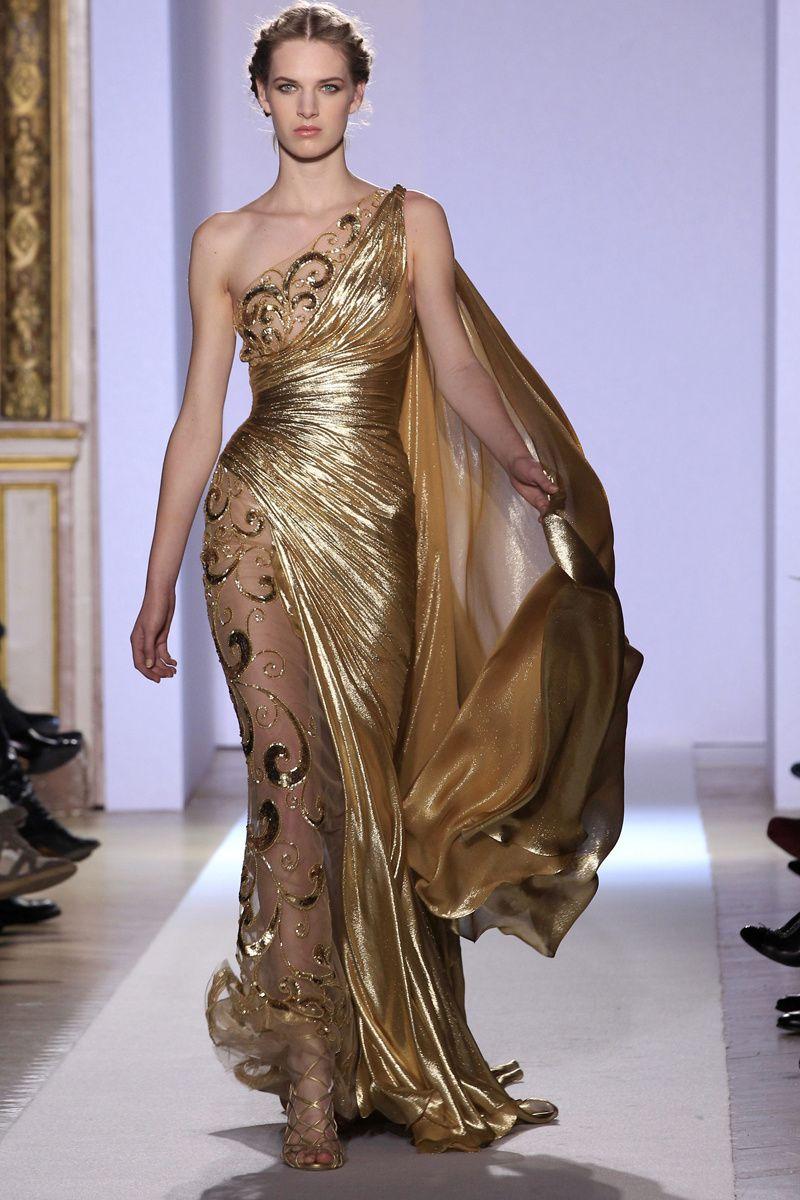 338a56d2e Es que el estilo griego me fascina y este vestido está  ¡mejor ...