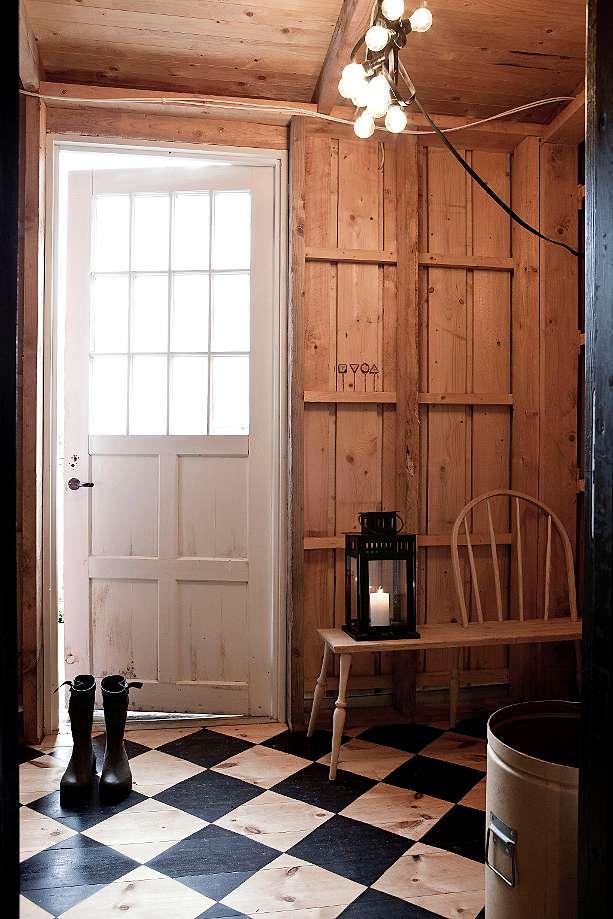 Checkered Wooden Floor How The Carpenter Lives 79 Ideas Floors