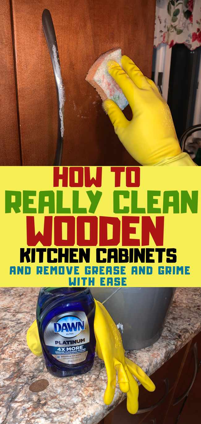 How To Remove Grease From Kitchen Cabinets With White Vinegar And Backing Soda Diy Clean Kitchen Cabinets Wooden Kitchen Cabinets Wooden Kitchen