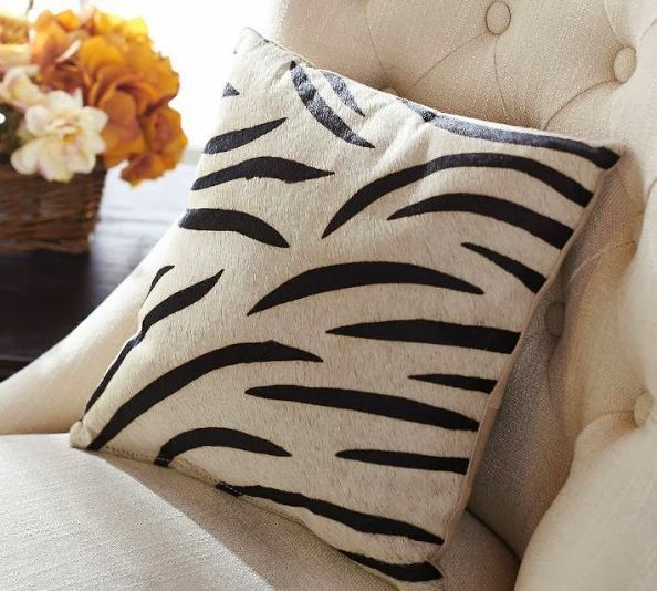 Easy DIY No Sew Pillows Out of Place Mats: PotteryBarn Knockoff