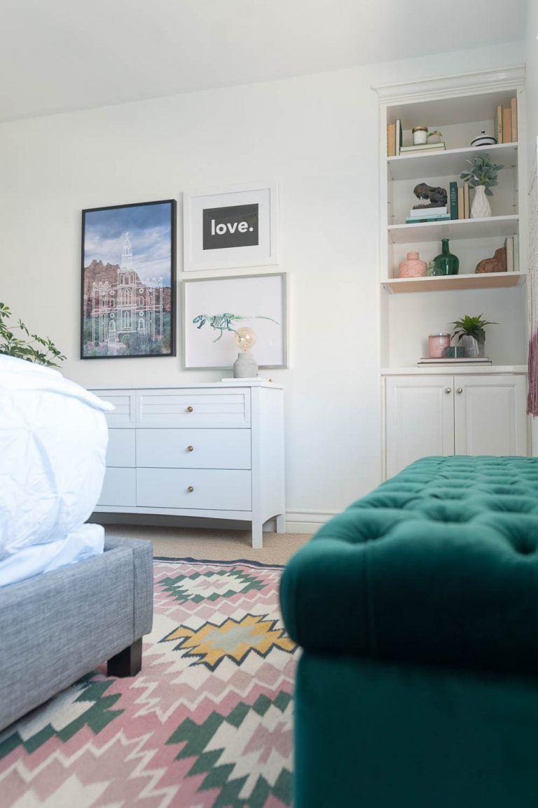 Emerald Green Girl's Room Decor   Green girls rooms, Diy ...