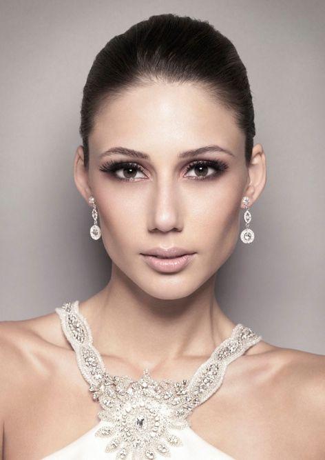 Make-up artist - http://www.linacameron.com