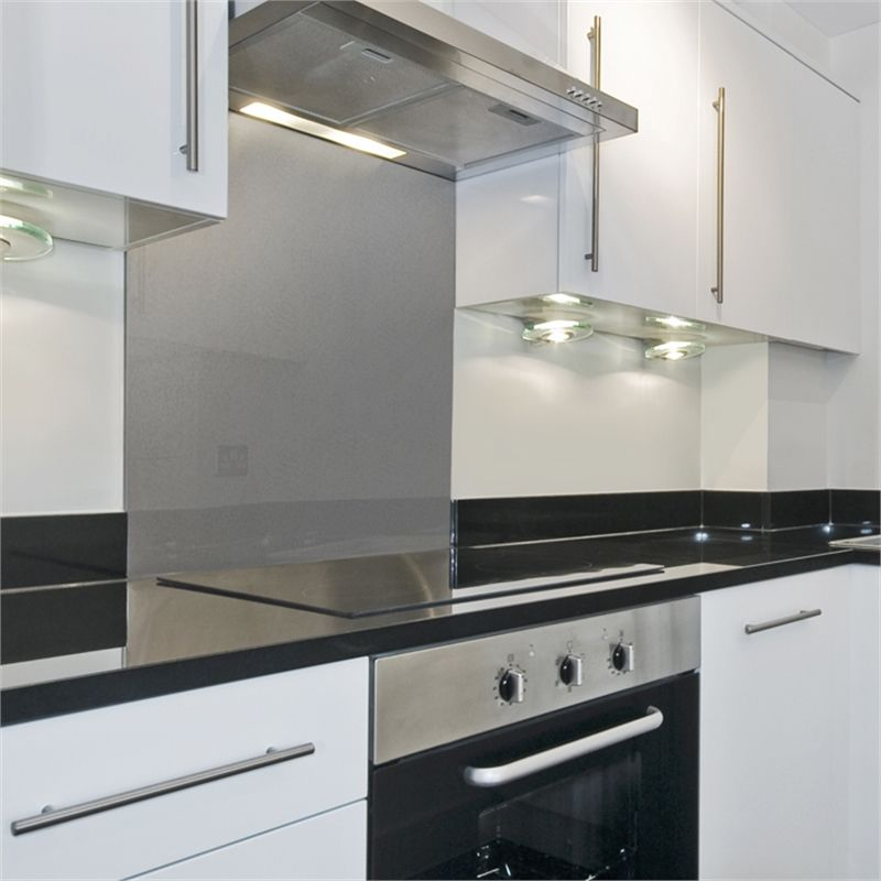 Image Result For Glass Panel Behind Stove Hob Our House