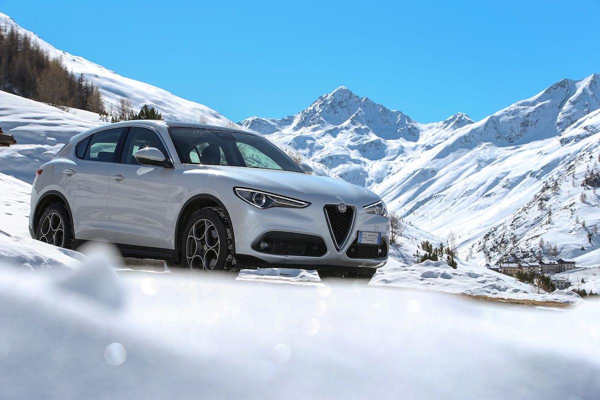 2018 Alfa Romeo Stelvio Ti Review: The Mid-Range Model
