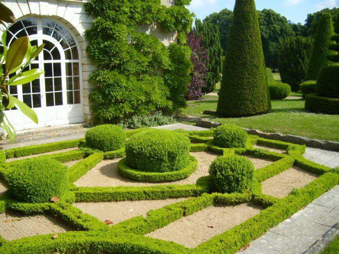 Wie können Sie der Garten Gestaltung einen kreativen Touch verleihen
