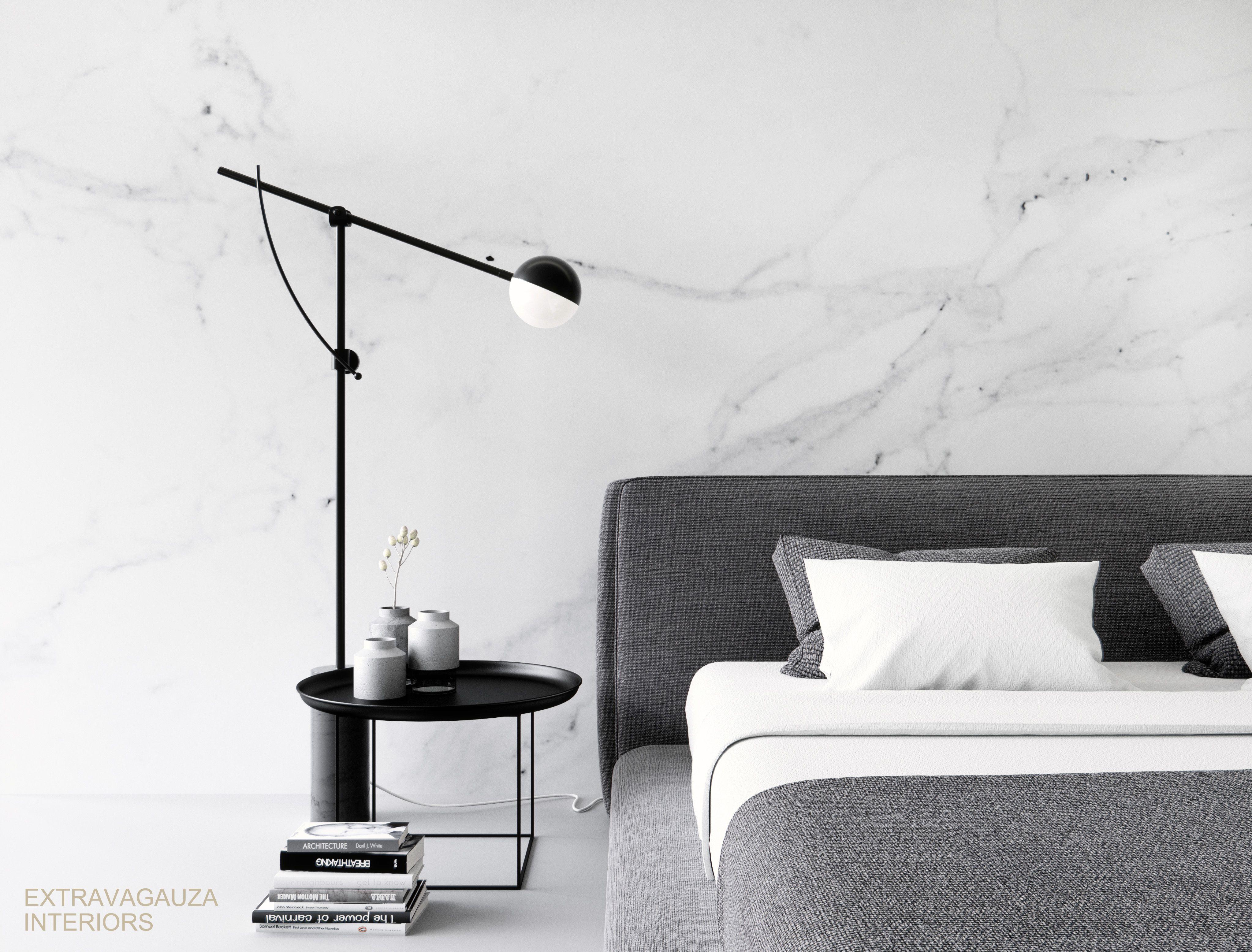 Minimalist Interior Design Bedroom Extravagauza Interiors Contemporary Minimalist Bedroom Interior