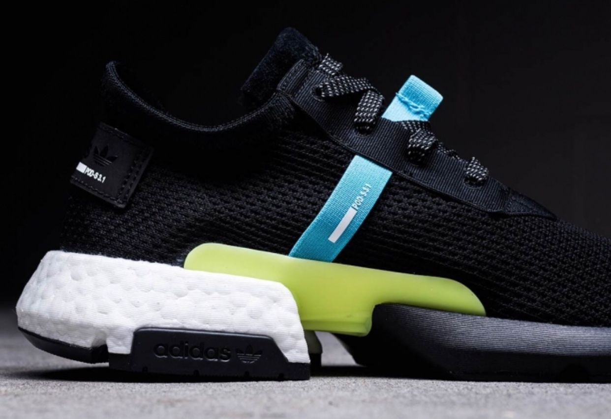 competitive price 2f3a4 3e10c adidas pod -s 3.1