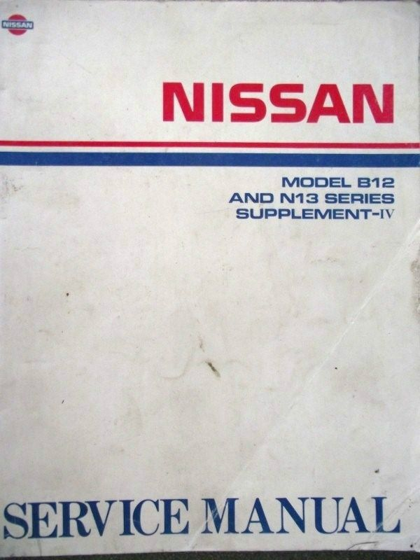 Outstanding Nissan N13 Wiring Diagram Standard Electrical Wiring Diagram Wiring Digital Resources Sapredefiancerspsorg