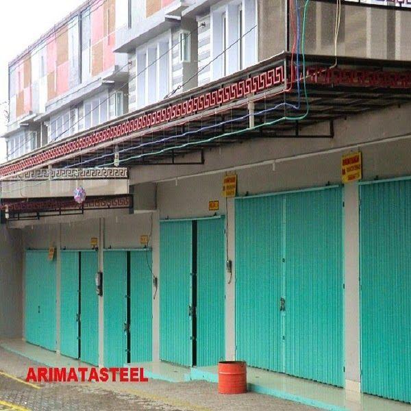 Penawaran harga jual pintu folding gate daerah Kawasan Pulo Gadung ...