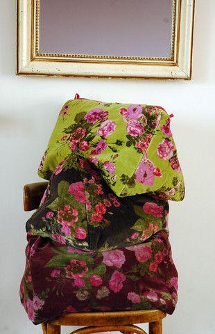 Bagaille / bath bag GT-887 (Flowers)