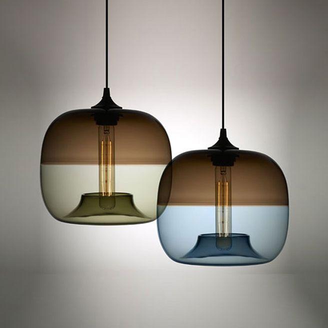 Hangeleuchte Aus Glas Lighting Lampen Beleuchtung Leuchten