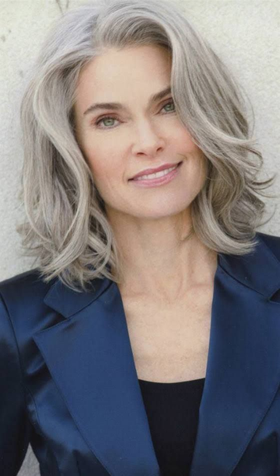 Long Hairstyles For Over 50 Mesmerizing 50 Short And Stylish Hairstyles For Women Over 50  Beauty