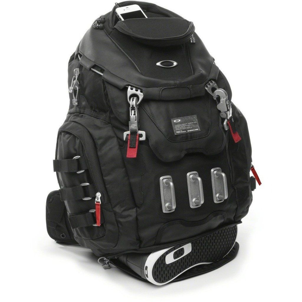 Oakley Kitchen Sink Backpack Product Overview Outfitted With Serious Hardware And Versatile Storage Options The Kit Oakley Bag Oakley Backpack Oakley Military