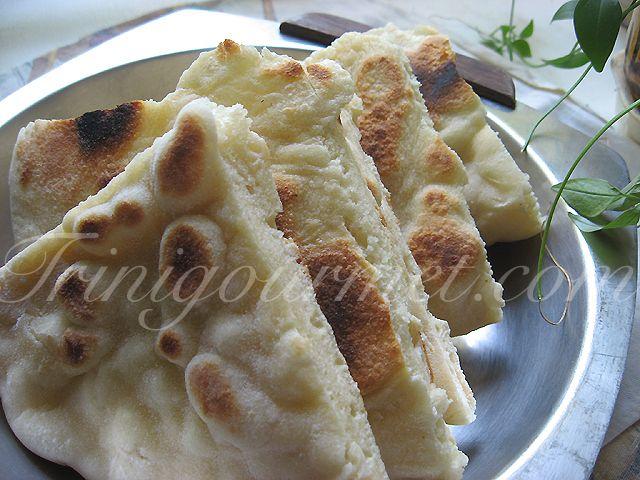 Paratha (oil) Roti - Metemgee