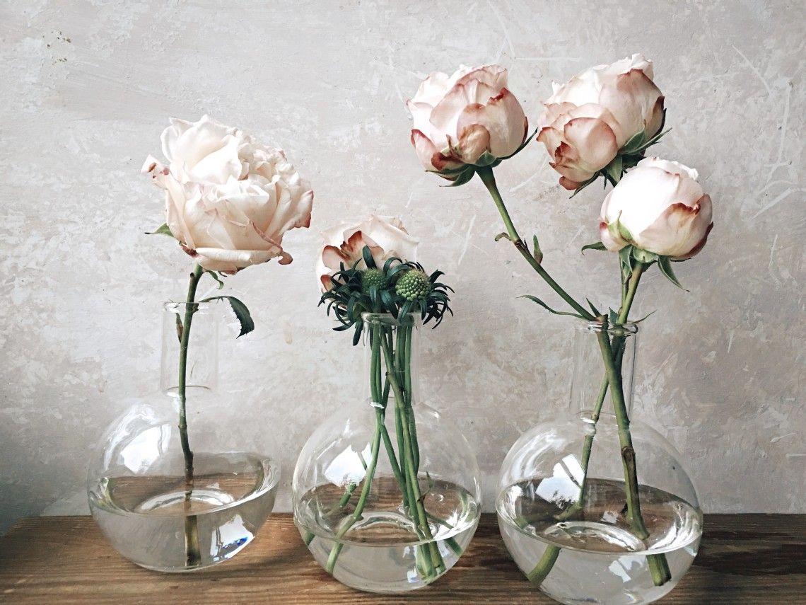 Plik_000 (6) Glass vase, Flowers, Decor