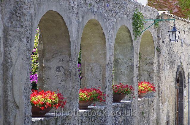 Gardens of Ravello, Italy