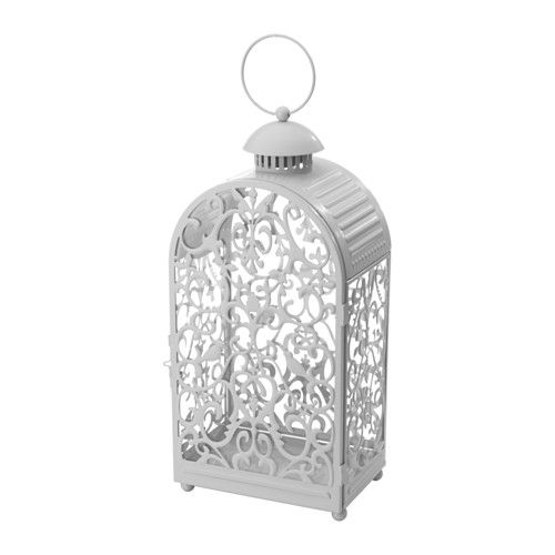 GOTTGÖRA Lantern For Block Candle IKEA The Warm Light From The Candle  Shines Decoratively Through The