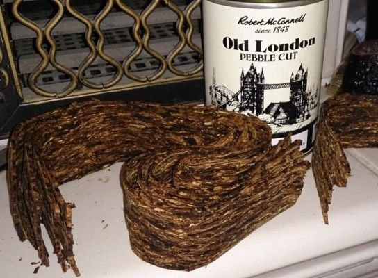 Robert McConnell - Old London Pebble Cut