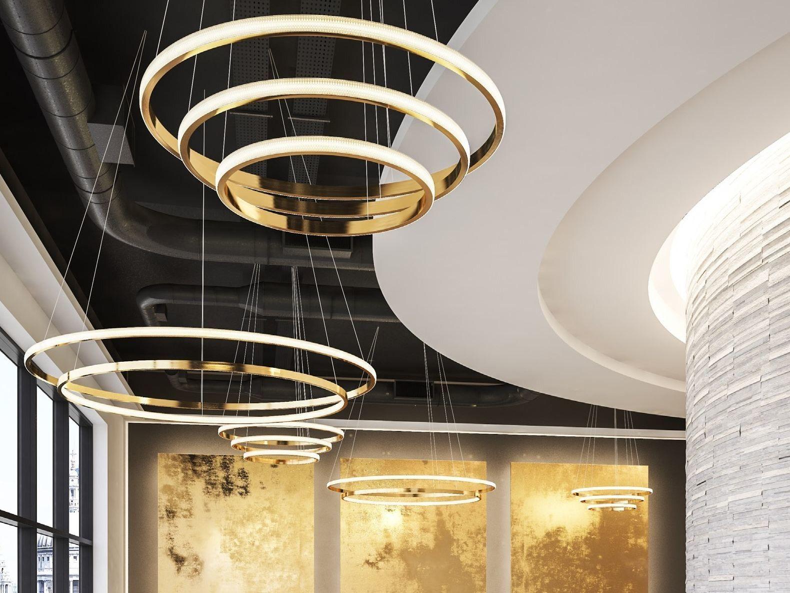 Led Metal Pendant Lamp Lahti By Cameron Design House Metal Pendant Lamps Pendant Lamp Scandinavian Lighting