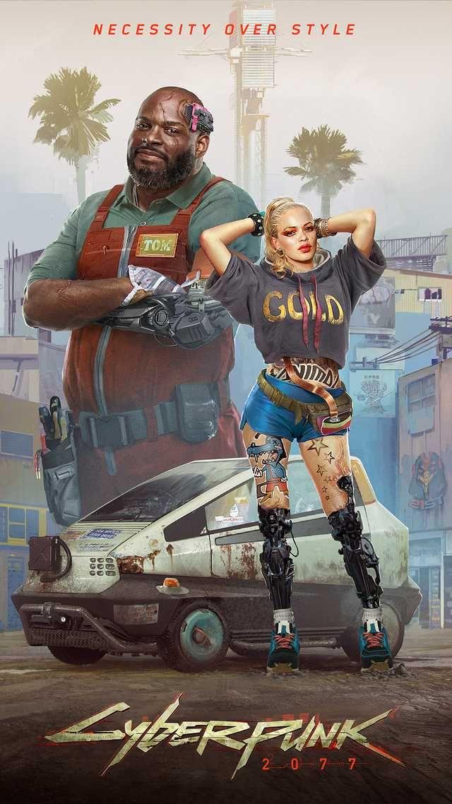 Cyberpunk 2077 - Phone Wallpapers - Imgur in 2020