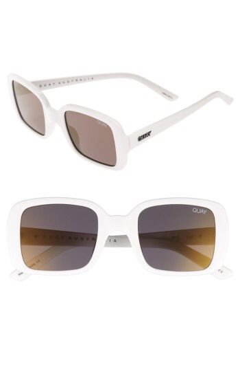ab378011b3 Quay Australia  QUAYxKYLIE  20s 54mm Square Sunglasses available at   Nordstrom