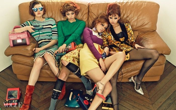 2015.02, Vogue, Hwang Gi Bbeum, Hwang Se On, Han Kyung Hyun, Jung Ho Yeon