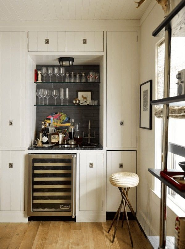 Awesome Home Bar Ideas That You Can Create Even In Small Space