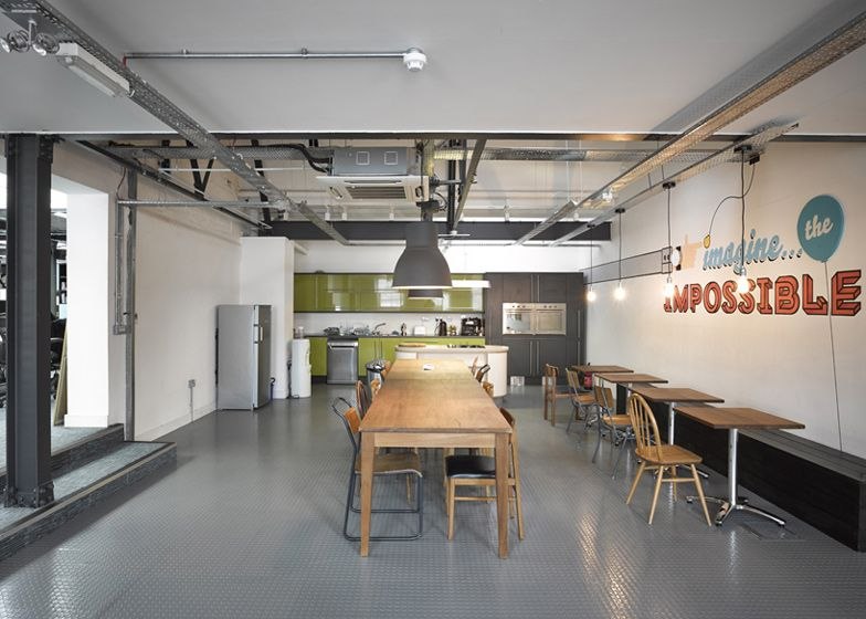Liverpool Warehouse Converted Into Offices By Snook Architects Interior Architecture Architect Warehouse Design