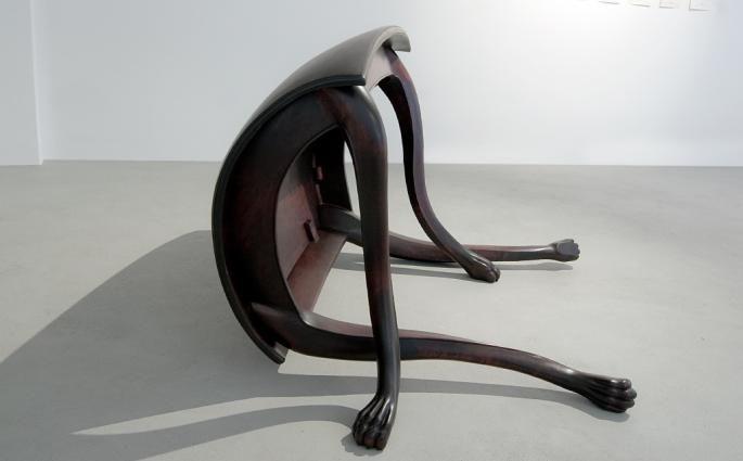 Ina Sangenstedt. Los objetos y el delirio