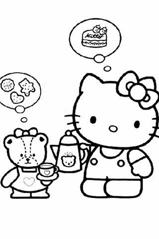Hello Kitty Coloring Pages Printable Games 2 Hello Kitty Colouring Pages Kitty Coloring Hello Kitty Coloring