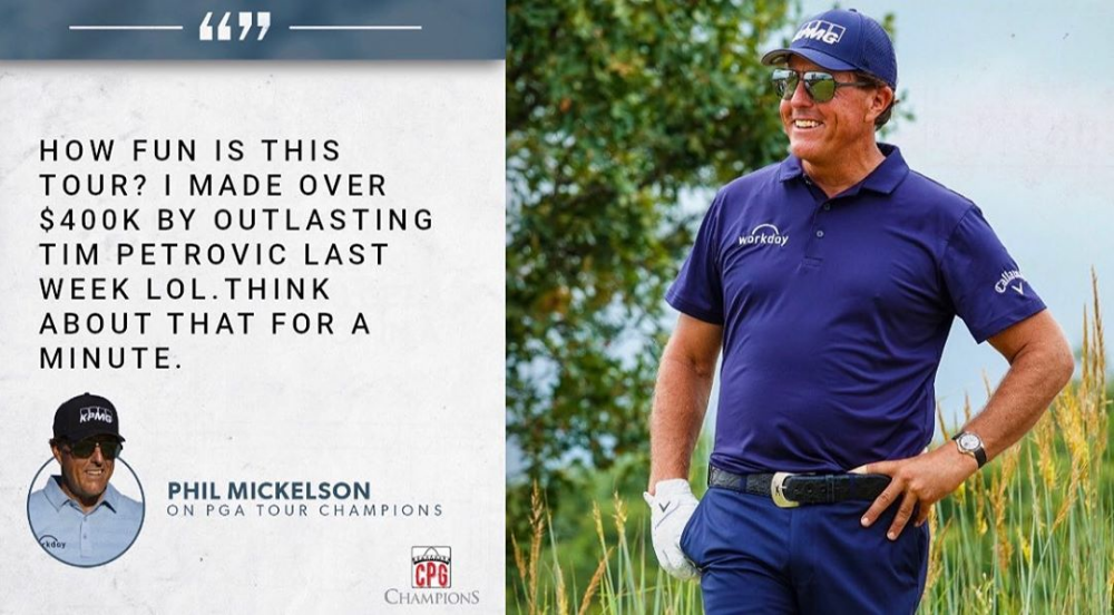 From An Exciting Finish At The Bmw Championship To A Tiger Woods Swing You Don T Want To Emulate The Grind Looks At Everythi In 2020 Pga Tour Phil Mickelson Golf Tips