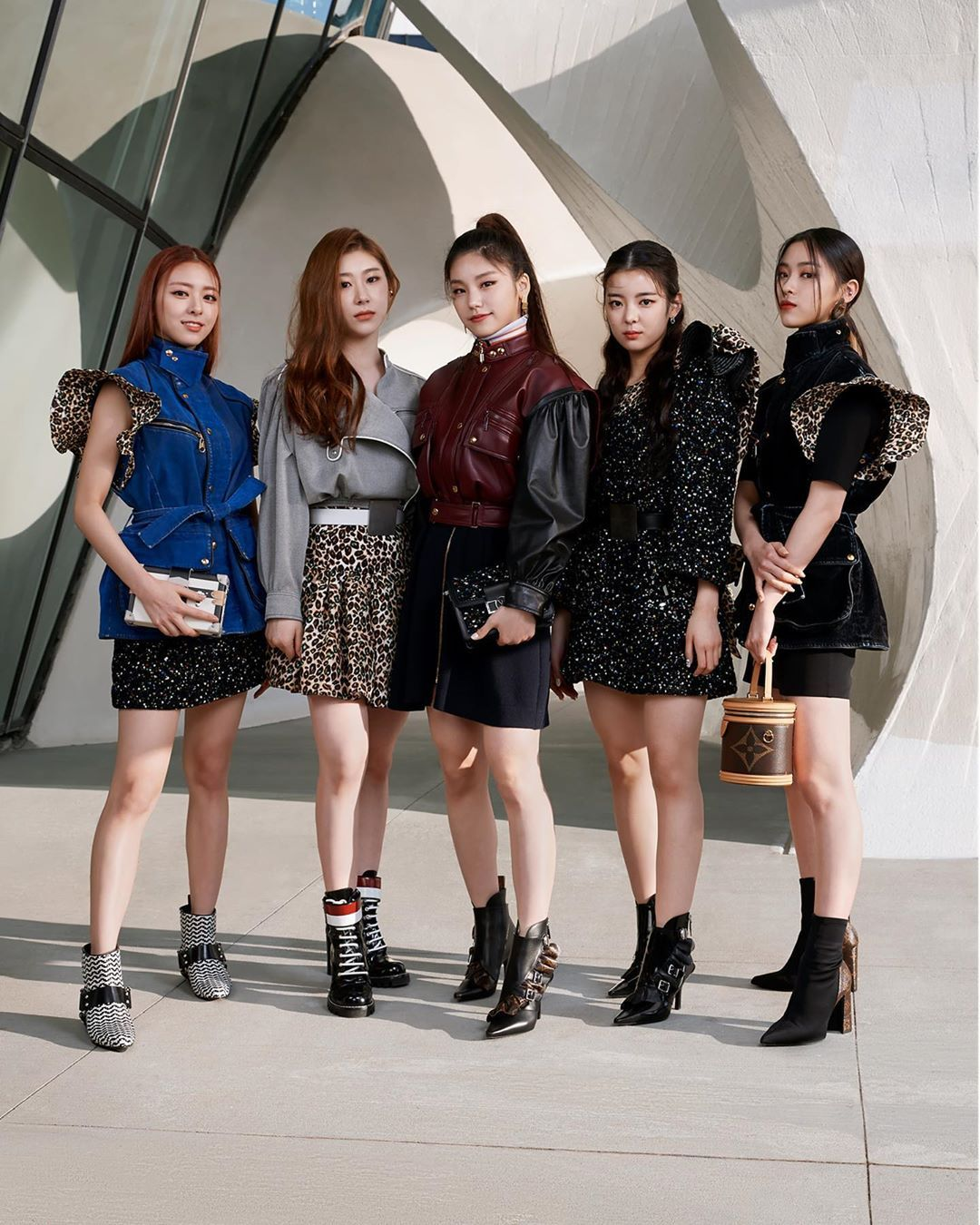 Kpop Fashion 2020.Louis Vuitton Official On Instagram Itzy