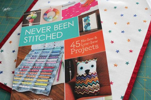 Never been stitched book review