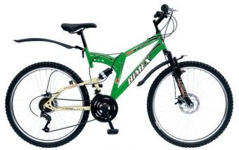 Bicicleta De Monta 209 A R26 21vel Unisex Bimex Bora Sears