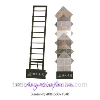 tile display stand display rack