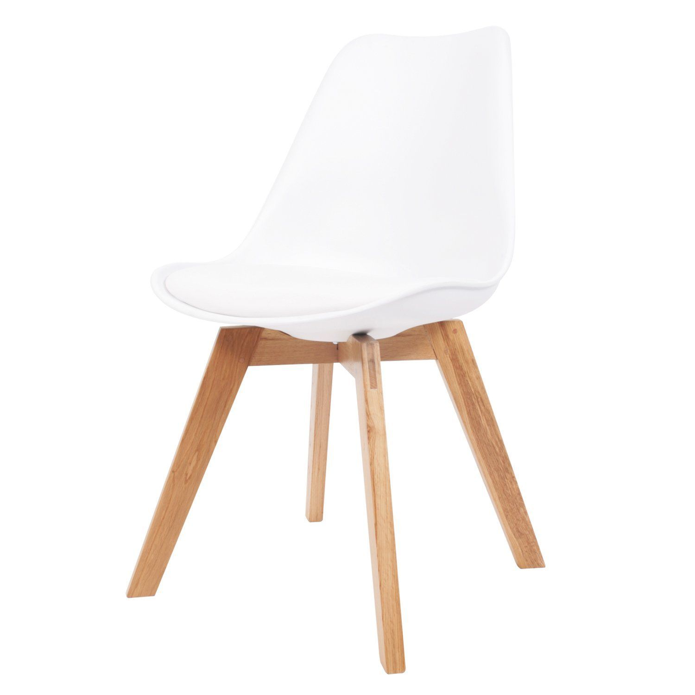 Moderner Design Esszimmerstuhl Consillium Valido In Weiss Holz 2er Set Masse 83x48x39 Cm Amazon De Kuche Amp Haushal Esszimmerstuhl Weisse Stuhle Stuhle