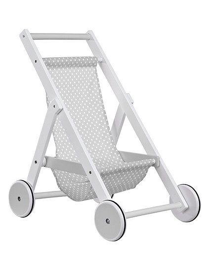 Puppenbuggy grau - CAR möbel | Kinder | Pinterest
