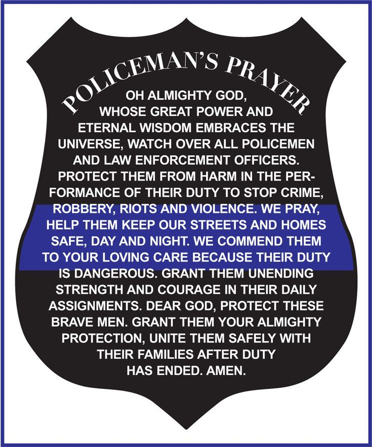Police officers prayer law enforcement pinterest police police officers prayer altavistaventures Image collections